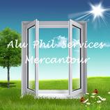 Alu Phil Services Mercantour Fenêtre Volet Store intérieur Isola 2000